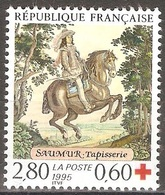 France - 1995 - Croix-rouge - Tapisserie De Saumur - YT 2946 Neuf Sans Charnière - MNH - France