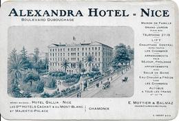 NICE Alexandra Hôtel - Cafés, Hoteles, Restaurantes