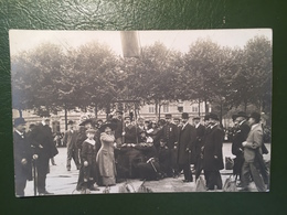 SEDAN-La Journée Du 14 Juillet 1910 Le Ballon - Sedan