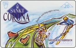 """TWK Österreich Privat: """"St. Corona A. Wechsel"""" Gebr. - Austria"""