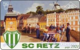 """TWK Österreich Privat: """"SC Retz - Stadt"""" Gebr. - Austria"""