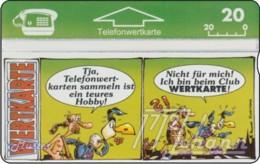 """TWK Österreich Privat: """"Club Wertkarte '93"""" Gebr. - Oesterreich"""