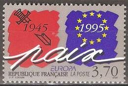 France - 1995 - Europa – Paix - YT 2942 Neuf Sans Charnière - MNH - France