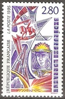 France - 1995 - Sidérurgie Lorraine - YT 2940 Neuf Sans Charnière - MNH - France
