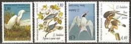France - 1995 - Oiseaux De J. J. Audubon - YT 2929 Et 2932 Neufs Sans Charnière - MNH - France