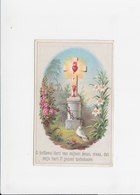 Devotie - Devotion - Première Communion / Communie - Joseph Hornikx - Melsen 1884 - Vanderpoorten Gent - 1884 - Images Religieuses