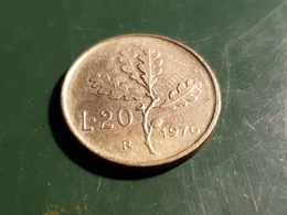 20£ 1976 - 20 Lire