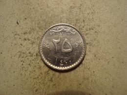 MONNAIE OMAN 25 BAISA 1980 / 1400 - Oman