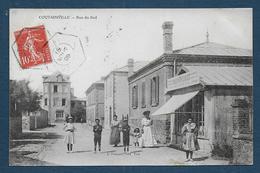 COUTAINVILLE - Rue Du Sud - Autres Communes