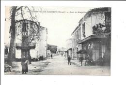 SAINT-MARTIN-DE-LONDRES. - Route De Montpellier. - France