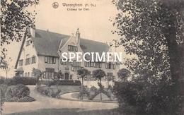 Waregem - Château Ter Elst - Waregem