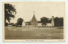 TOMB OF KING MINDON. MANDALAY - NV  FP - Myanmar (Burma)