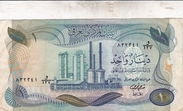 IRAQ 1  DINAR - Irak