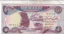 IRAQ 5  DINARS - Iraq