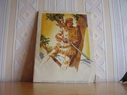Album Chromos Images Vignettes Chocolat Martougin *** Tueur De Daim Et Dernier Des Mohicans *** 2 En 1 - Albums & Catalogues