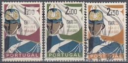 PORTUGAL 1962 Nº 891/893 USADO - Used Stamps
