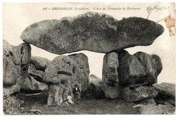 L'Arc De Triomphe De KERLOUAN - (BRIGOGNAN) - Kerlouan