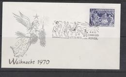 CHRISTKINDL CHRISTMAS NOËL WEIHNACHTEN NAVIDAD AUSTRIA 1970 TROIS ROIS THREE KINGS DREI KÖNIGE - Weihnachten