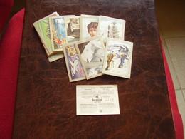 Lot Chromos Images Vignettes Chocolat Jacques *** Chromos Instructifs *** - Albums & Catalogues