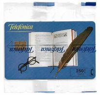 Spain - Telefónica - 59a Feria Del Libro - P-433 - 05.2000, 4.100ex, NSB - Emisiones Privadas