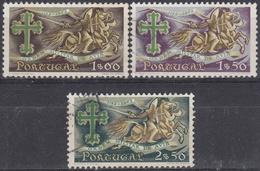 PORTUGAL 1963 Nº 926/28 USADO - Used Stamps