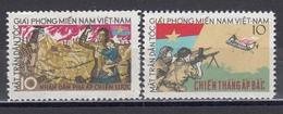 Vietnam 1963 - Ausgabe Der Vietcong - Michel 4/5, MNH** - Vietnam