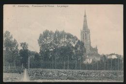 ALSEMBERG  PENSIONNAT ST VICTOR  LE POTAGER - Rhode-St-Genèse - St-Genesius-Rode