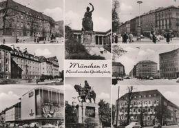 München - Rund Um Den Goetheplatz - Ca. 1965 - Muenchen