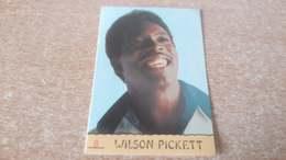 Figurina Panini Cantanti 1968 - 008 Wilson Pickett - Panini
