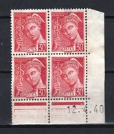 412* 12/04/1940 - Ecken (Datum)