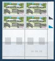"""Wallis Coins Datés YT 539 """" Institut D'émission D'Outre-Mer """" Neuf** Du 16.06.2000 - Wallis En Futuna"""
