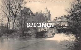 Le Château Et La Cascade - Ham-sur-Heure-Nalinnes - Ham-sur-Heure-Nalinnes