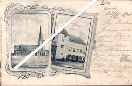 LOOZ  BORGLOON  1901 Voyagé (263) - Borgloon