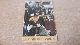 Figurina Panini Cantanti 1968 - 238 Manfred Mann - Panini