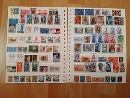 Italien Mit 1050 Marken - Stamps