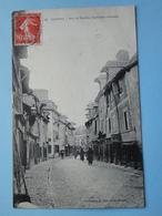 RENNES -- Anciennes Maisons De La Rue De Nantes - ANIMEE - Rennes
