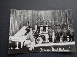 """Artiste ( 803 )  Artiest    Zanger  Chanteur :   Orchestre """" Boyd Bachman """" - Chanteurs & Musiciens"""