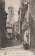 Corse :  BONIFACIO  : L  église - France