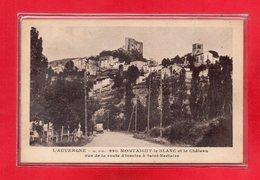 63-CPA MONTAIGUT LE BLANC - Montaigut