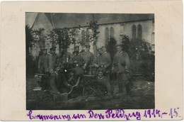 Keiem / 1915 / Fotokaart - Diksmuide