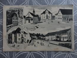 FREIENWYL AARGAU CIRCULE EN 1903 - Suiza