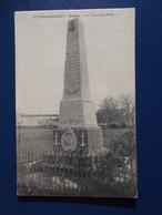 17 COZES : Le MONUMENT PILLET , C.P.A.,carte En Bon état - Autres Communes