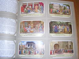 BEDEVAARTPLAATSEN Druiden Fez Mekka Liebig Série Reeks 6 Chromos Nederlandse Taal Trading Cards Chromo - Liebig