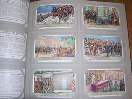 GESCHIEDENIS DER VERENIGDE STATEN Etats Unis USA Liebig Série Reeks 6 Chromos Nederlandse Taal Trading Cards Chromo - Liebig