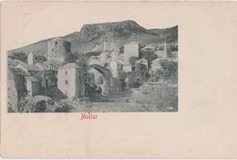 An - Cpa Croatie - Mostar (précurseur) - Croatia