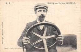 Thème: Sport Automobile Circuit De La Sarthe     Richez Sur Renault (voir Scan) - Sport Automobile