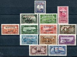 Alaouites                22/34  ** - Alaouites (1923-1930)