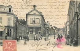 60 - LIANCOURT - Hotel De Ville Animée 1903 - Liancourt
