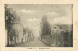 64 - THEZE - Rue Principale - France