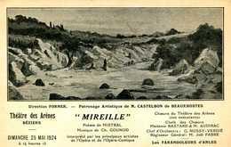 BEZIERS  = Théatre Des Arènes MIREILLE    1239 - Beziers